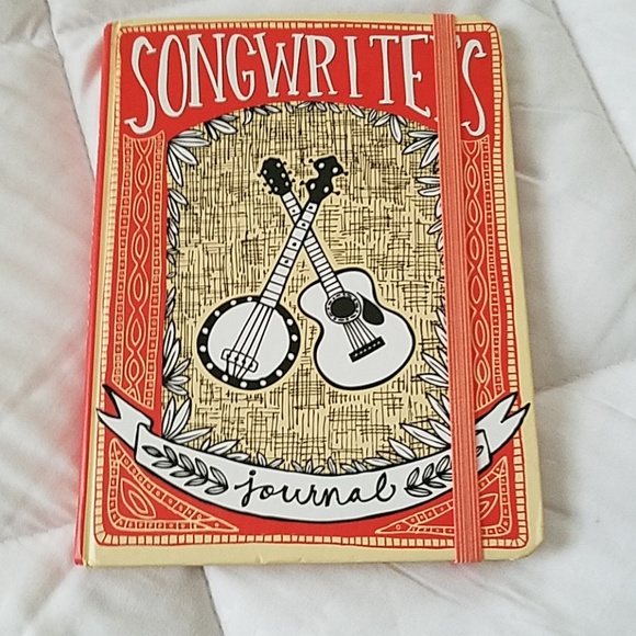 peter pauper press Other - Songwriter's Journal by Peter Pauper Press